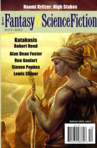 F&SF Cover