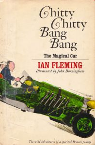 Chitty Chitty Bang Bang book cover
